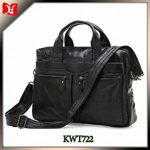 business leather 125 inch laptop bag for men porte With 12 inch document bag