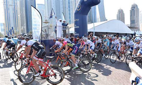 Dubai Tour Road Closures Avoid Al Khail Road, Al Sufouh