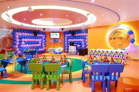 Kids Party Rooms   » Celebrate Your Kids Birthday
