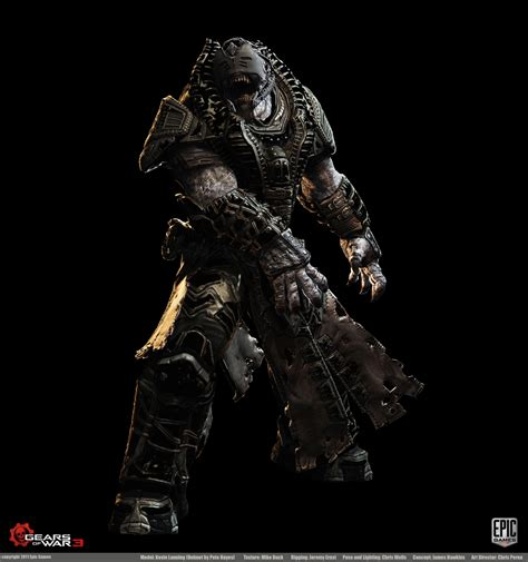 gears  war  character art dump  images posted
