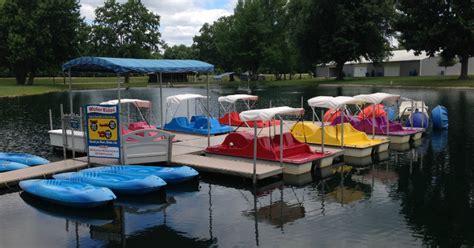 Baylor Boats by Baylor Park