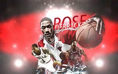 Derrick Rose Basketball Wallpapers Bulls Players Chicago