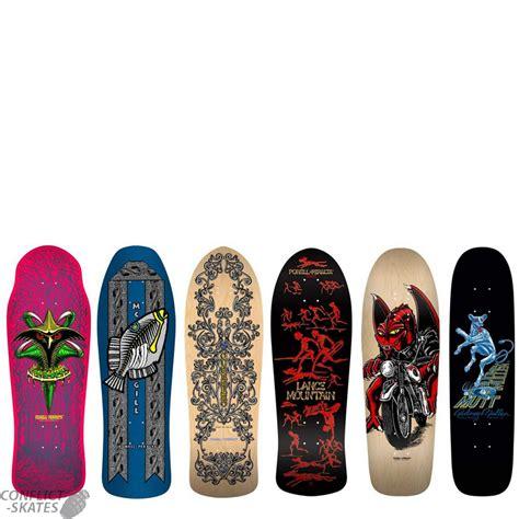 Powell Peralta Tony Hawk Skateboard Decks by Powell Peralta Tony Hawk Claw Skateboard Deck Pink Bones