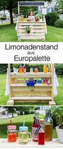 Verkaufsstand Selber Bauen : diy limonadenstand aus europalette bauen haha pinterest ice cream bars outdoor play and ~ Orissabook.com Haus und Dekorationen