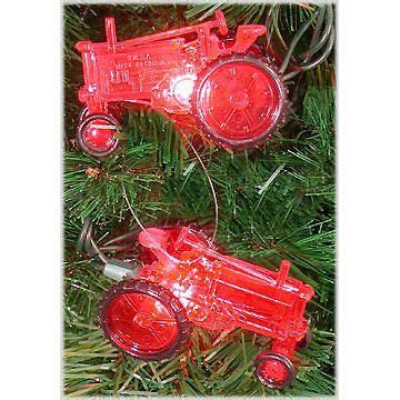 tractor christmas tree lights tractor lights farmall products tractors and