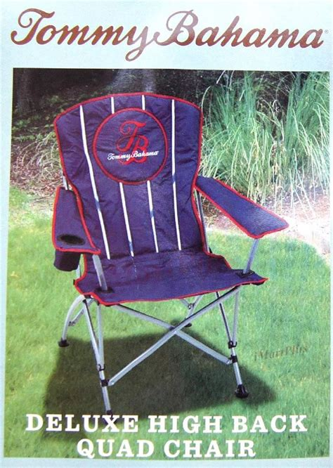 Bahama Relax Folding Chair by Bahama High Back Relax Cing Chair With
