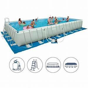 piscines intex achat vente de piscines intex With superior petite piscine tubulaire rectangulaire 19 piscine hors sol 4 x 2 5