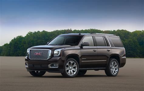GMC Car : Gmc Yukon Denali Specs & Photos