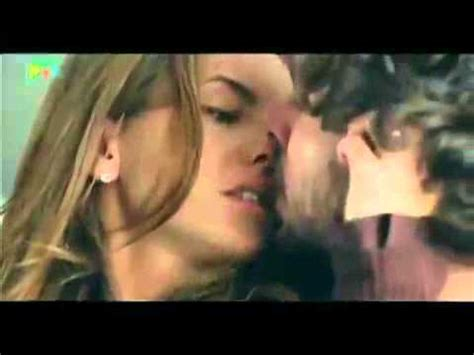 spain actress kiss barbara mori passionate love in the kitchen spanish beauty