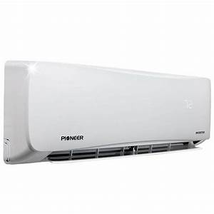 Ductless Mini Split Air Conditioner With Heater And Remote