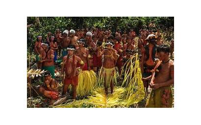 Yanomami Tribe Tribes Tribal Rituals Rainforests Weird