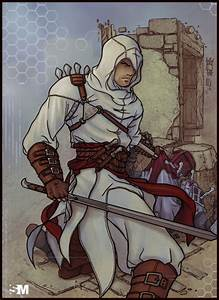 Assassin's Creed - Altair Ibn-La'ahad by BrokenNoah on ...