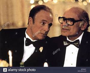 JAMES CAAN & BURT YOUNG MICKEY BLUE EYES (1999 Stock Photo ...