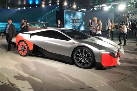 Bmw Vision M Next Concept Reminds Us There's Room In The
