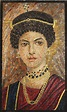 Fayum Woman - mosaic portrait Painting (With images ...