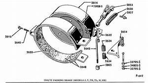 1948 F4 Emergency Brakes