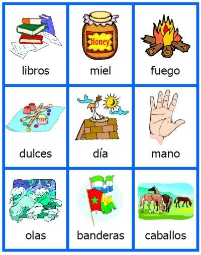 Free Spanish Noun Cards Printables For Acticles Flashcards Activity Set  Speech Learning