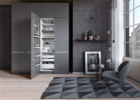 SieMatic MultiMatic: Kitchen organization for more storage