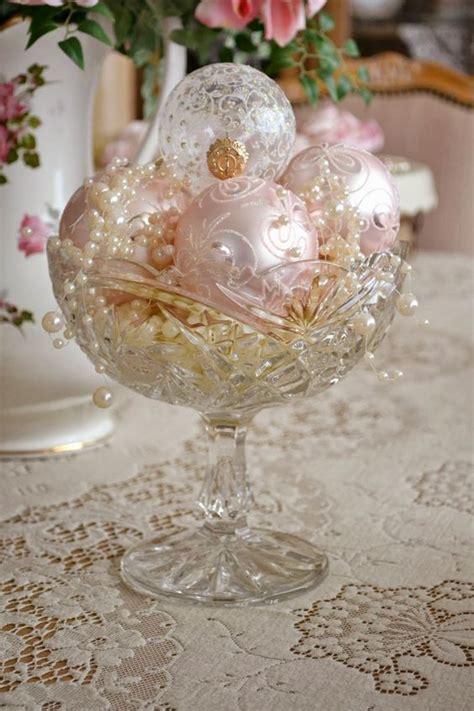 shabby chic bowl 21 amazing shabby chic christmas decoration ideas feed inspiration