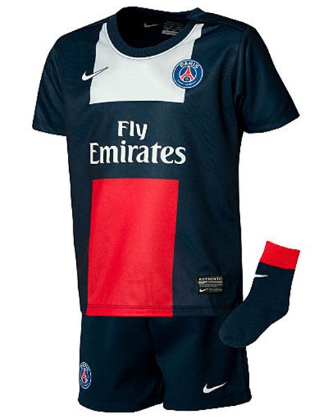 PSG New Official Home and Away Football Shirt | Football ...