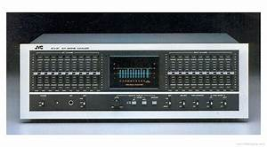 Jvc Sea-80 - Manual - S E A Graphic Equaliser