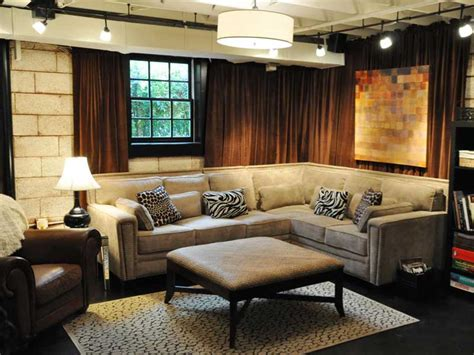 Small Basement Remodeling Ideas  Design And Decorating