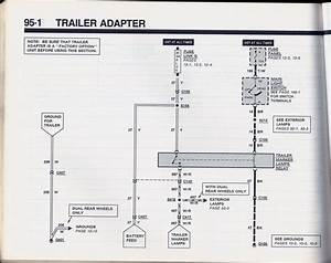 Dodge Pickup Trailer Wiring Diagram 1990