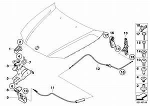 Bmw 328xi Twist Protection  Hood  Engine  Locking