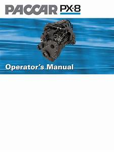 Paccar Engine Manuals Paccar Px