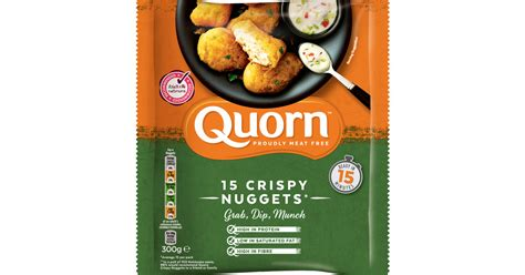 nuggets quorn chicken crispy meat