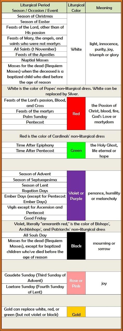 liturgical colors catholic linens liturgical colors studio design