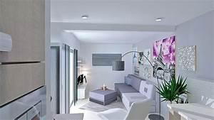 Décoration Salon Moderne Salle à Manger : decoration mur salon salle a manger ~ Teatrodelosmanantiales.com Idées de Décoration