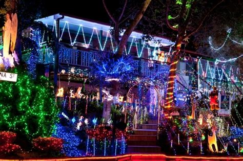best streets in brisbane for lights displays