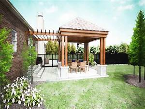 Good looking Backyard Covered Patio Design Ideas - Patio