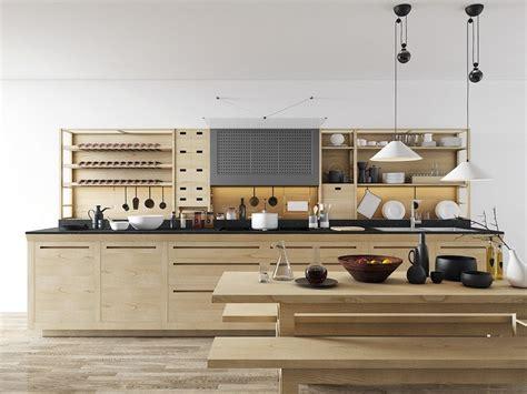etagere cuisine bois étagères cuisine 35 exemples comment les intégrer pour mieux organiser et optimiser espace