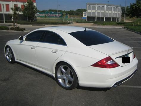 06 Mercedes Cls500 by 2006 Cls 500 Amg Package Mbworld Org Forums
