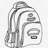 Bag Drawing Desk Paintingvalley Line Getdrawings sketch template