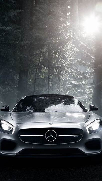 Mercedes Iphone Benz Wallpapers Amg Background 4k