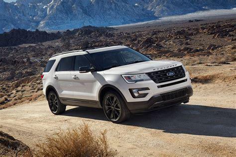 2018 Ford Explorer Pricing  For Sale Edmunds