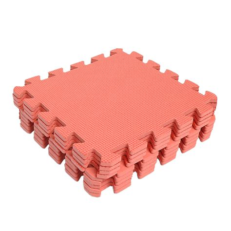 9x interlocking floor mats exercise foam tile