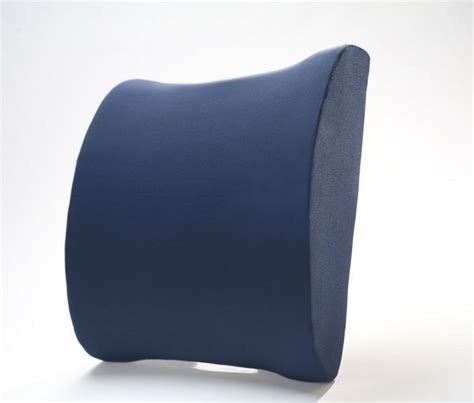 health products super compressed lumbar support cushion