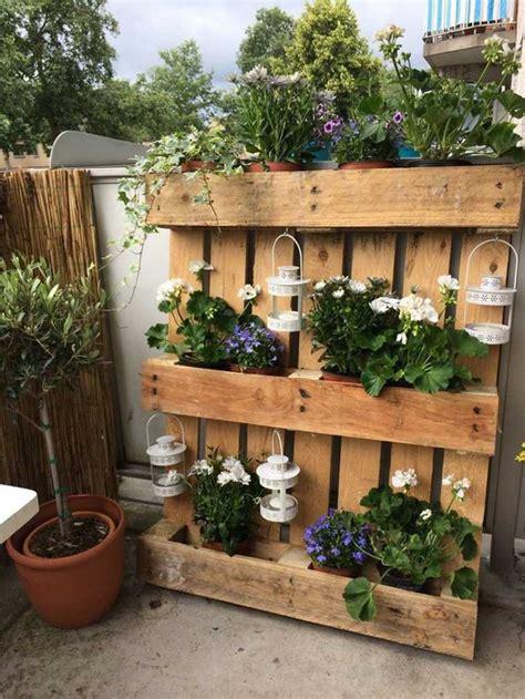 pallet wooden planter ideas  models