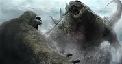 Godzilla Vs. Kong Targets October Start Date in Atlanta
