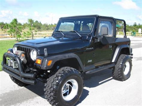 used jeep for sale by owner jeep wrangler se 4x4 1998 for sale by owner in chicago