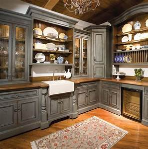27, Best, Rustic, Kitchen, Cabinet, Ideas, And, Designs, For, 2017