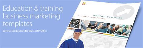 Education & Training Brochures & Flyers