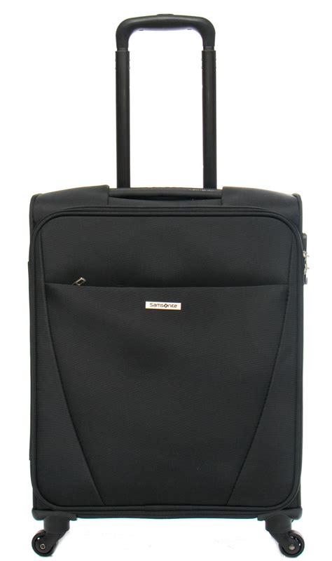 trolley cabina samsonite trolley samsonite linea illustro bagaglio a mano nero