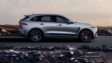 jaguar suv  exterior  interior cars review