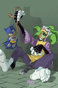 Batman Joker Anime