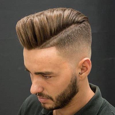 rekomendasi  model rambut pria terbaru   keren